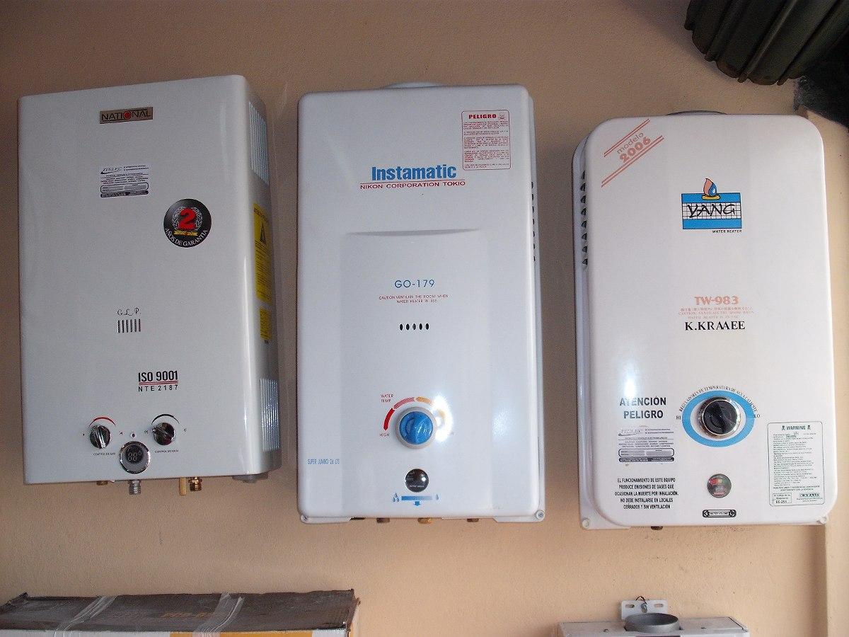 Mobili da italia qualit calentadores de agua electricos - Calentadores de gas butano precios ...