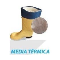 Media Térmica Industrial Para Bota De Pvc