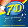 Sopa 7d Adelgazante Rica En Proteinas Como En Television