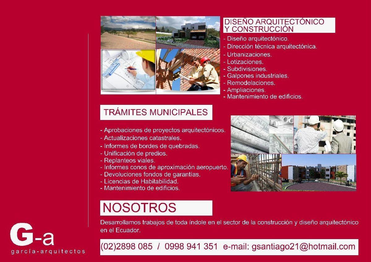 Servicios de arquitectura y tr mites municipales quito - Servicios de arquitectura ...