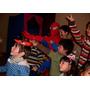 Payasitos Para Fiestas Infantiles,divertidos,sin Asustar Etc