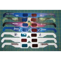 Gafas 3d Anaglifos
