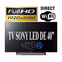 Televisor Sony Kdl-40r479 B Led 40 Fullhd Wifi Direct