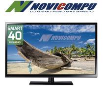 Tv Led Smart 40 Prima Wifi-lan Usb Hd Hdmi ¿soporte Gratis