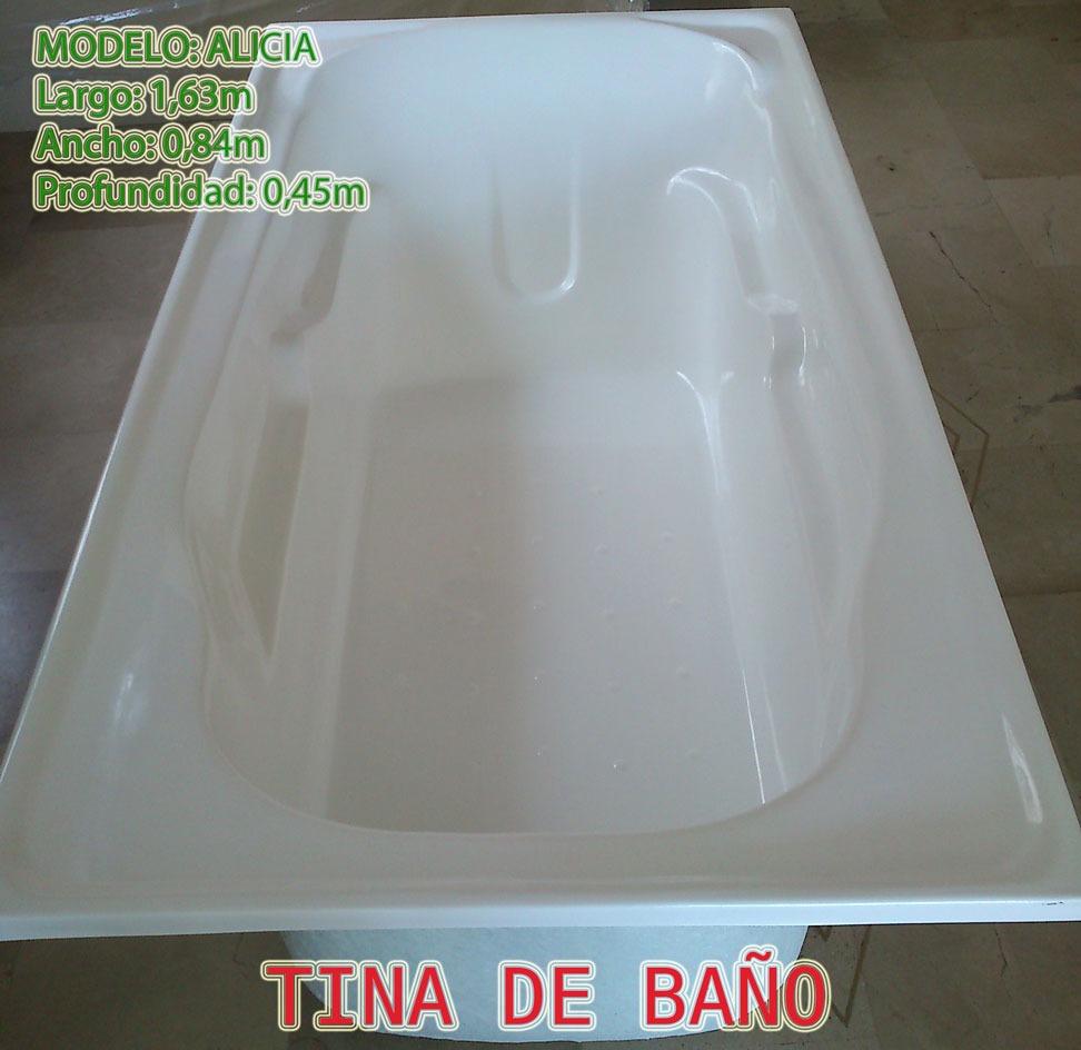Baños Con Tina De Cemento:Tina De Baño, Tina Bañera – U$S 275,00 en MercadoLibre