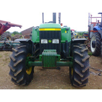 Tractor Jhon Deere Modelo 6603,6 Cilindros,120hp,1366 Horas