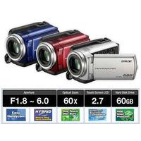 Filmadora Hd Sony Dcr Sr45 40x Zoom