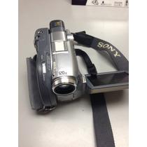 Filmadora Digital Sony Handycam Dcr-dvd301