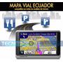Ecuador Mapa Vial - Garmin Android Win Ce Iphone Blackberry | TECNOIMPORT·EC