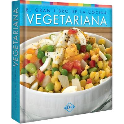 El gran libro de la cocina vegetariana u s 28 00 en for Libro cocina vegetariana