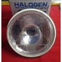 Silvin Redondo Plano 6024 Halogeno Foco Cambiable H4 | AUTOACCESORIOS