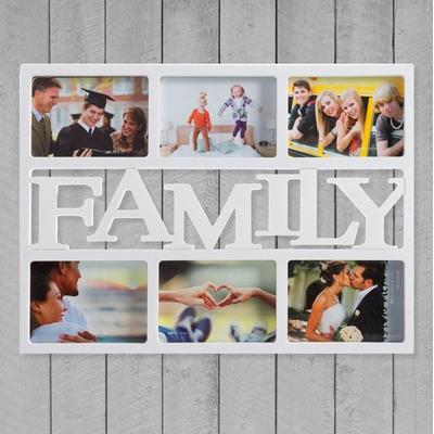 elegante e innovador porta retrato ideal para fotos familiares su respaldo es en madera ideal para cualquier espacio