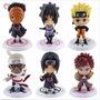 Set De 6 Figuras De Naruto Anime De Colección! | ANTONIO_AAV