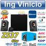 Parlantes Logitech Z537 2.1 60w Reales Bluetooth 3.5mm Rca | ING. VINICIO