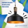 Lampara Colgante De Metal Sa15556 Ideal Para Cocina | NOVICOMPU-QUITO