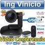Camara Web Logitech Group 960-001060 Hd 1080p Usb Ptz Contro | ING. VINICIO