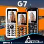 Telefono Genius Touch G7 2 Años D + Estuche   INTERCOM2015