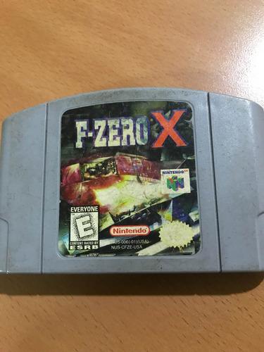 Juegos Nintendo 64 F Zero En Excelentes Condiciones En Venta En Por