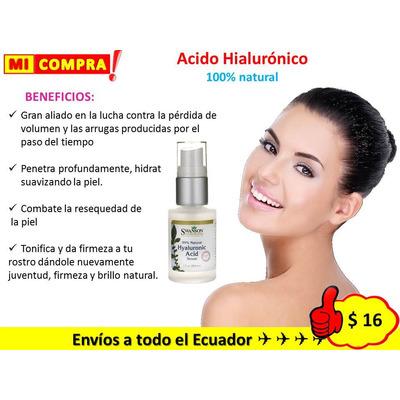 acido hialurónico anti arrugas
