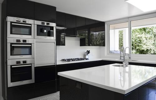 Muebles de cocina closets ba os puertas granito en venta for Muebles de cocina quito ecuador