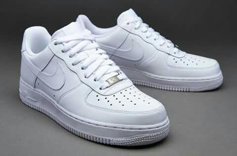 newest 28647 fa640 Originales One Nike Caña Zapatos En Blancos Baja Venta Air Force n4qIOxwUp