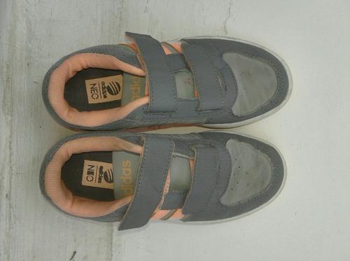3d901d3b Zapatos adidas Para Niña Usados En Buen Estado Talla 30 en venta en ...