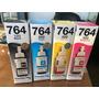 Tintas Para Epson Packs De 4 Colores L220 L355 L395 L555 | LT EC