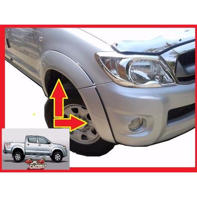 Ampliaciones Guardalodos Aumentos Toyota Hilux 2004 2012