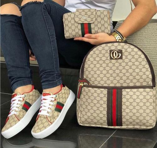 9e7d93d2e Zapatos Gucci De Dama Y Caballero en venta en por sólo U$S 38.00 ...